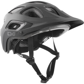 TSG Seek Solid Color casco per bici nero